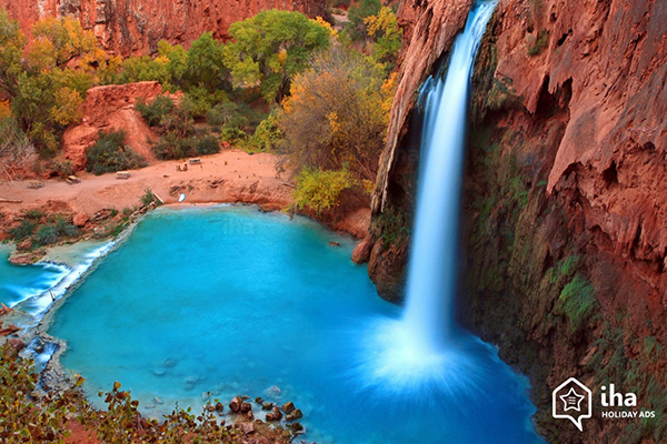 Havasupai Falls - Grand Canyon