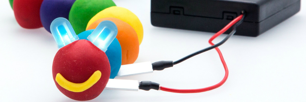 Electronic Play Dough