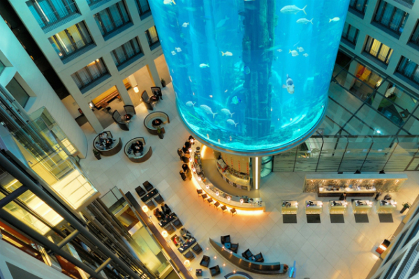 Radisson Blu, Berlin