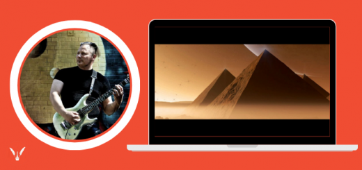 Kevin Estrella - Pyramids on Mars