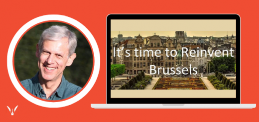 Vincent De Waele | Reinventing Brussels and life